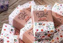 Jabones/Soaps / Nuestros jabones vegetales hechos a mano / Our Vegetal handmade soaps
