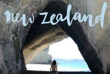 Travelling - New Zealand