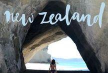 Travelling - New Zealand