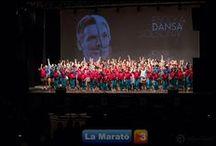 GALA DE NADAL 2015 / En benefici de la Marató de TV3, cada any organitzem una Gala de Dansa, amb la col.laboracio del Jove Ballet Solsoní, per tal de recollir fons. Aquest any, hem aconseguit 2.890 €  Tot un èxit.