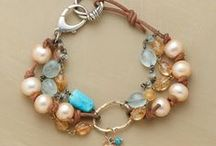 Bižuterie - perly