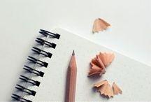 Writing Inspiration + Encouragement