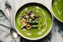 Greens Recipes / Kale, collard greens, spinach, chard, escarole | Green Vegetables Recipes | Green Plant Based Recipes |