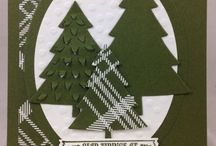 Peaceful Pines, Stampin' Up!