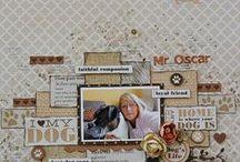 Scrapbooking - Furry Friends by Kaisercraft