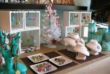 Jewelry Displays :: Craft Show Ideas / by Boho Chic Jewelry