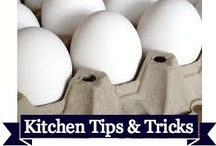 Tricks of the Trade / Ingenious Foodie Hacks / by Pinsanity