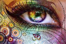 Eyes have it! / by Elaine Fleureton