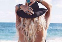 Beach :: Hair / Messy. Salty. Beach Hair