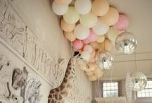 ❥ Balloons Event Ideas