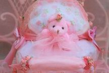 BABY GIRL Party & Gifts Ideas / Christening Candles, Gifts, Cakes, Décor for Baby Girls. One of our favorite boards, heart melting & oh, so sweet ! Enjoy and do come back, as we upload often. Thanks for stopping by. XOX, Alice Blue