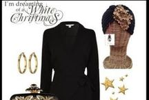 Look Inspiración. Estilismos para invitadas / Diferentes outfit para combinar mis tocados y complementos. Para ser la invitada perfecta.