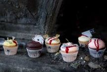 Halloween 2014 / Our wicked team of bakers have been concocting some devastatingly delicious treats for you this Halloween