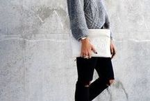my style | fall & winter. / daily inspiration for the colder ootd's. x