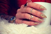accessories_nails / by f a r i d a™🔺 k m💋