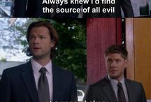 Supernatural / by Haley Wilson