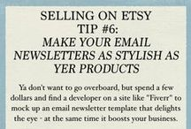 101 Tips for Selling on Etsy / The best - and super-easy - tips for how to sell on etsy I've learned the past few years selling on etsy.