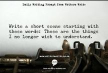 Writting :3