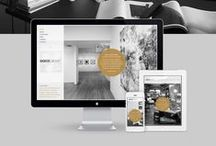 The Goltz Group / The website for The Goltz Group showcases and unites its 5 design-oriented businesses. We designed a new user experience, clearly defined each company while tying them together and tailoring the content to attract their target audiences. The intuitive interface and fluid design reflect the sophistication of Goltz Group and its companies, complete with mobile-friendly pages, as well as an ExpressionEngine content management system for easy updates.