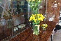 Arranjos - Flores / lindos arranjos de flores para nossas casas delicia de flores e verdes nos jardins