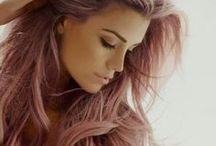 Hair / Nápady, inspirace, vše co se týká vlasů.