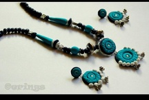 erings' clay jewellery / Unique & Elegant Jewelry And Accessories ~ all handmade with love ♥ ~