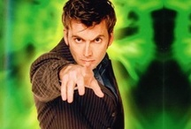 The Tenth Doctor / Even after all the great adventures I had with him, he never took me to Barsalona.