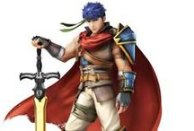 """Ike / """"Prepare Yourself"""" Because he fights for his friends."""