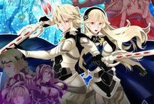 """Fire Emblem / We are """"The Heroes of the Fire Emblem"""""""