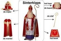O : Sinterklaas