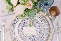 Mise en Place / Come rendere speciale il posto a tavola di ogni tuo ospite