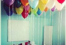 """Birthdays / """"The way I see it, you should live everyday like its your birthday."""" - Paris Hilton / by Open Me"""