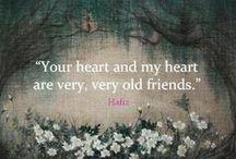 "Friendship / ""True friends stab you in the front."" - Oscar Wilde / by Open Me"