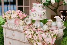 L angolo dei dolci / Macaron, cup cake e magnifiche idee per allestire i tuoi sweet table.