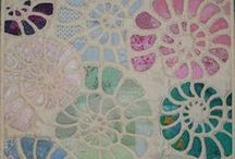 Quilted creations 3 / by Ceinwen Roberts