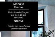 Info&Press / Info&News from Monalys' world. Informazioni e notizie dal mondo Monalys