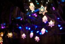 """Hanukkah / """"May love and light fill your home and heart at Hanukkah"""" ~ Author Unknown / by Open Me"""