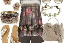 Crazy Cool Clothes and Cool Stuff / Summer Beauty