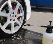 御用達の洗車用品 / 洗車好きで洗車バカな私が使っている御用達の逸品を集めてみました。