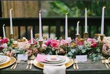 Centrotavola / Deliziosi centrotavola per il tuo matrimonio e i tuoi eventi speciali.