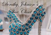 Shoe Closet**Dorothy Johnson / PLEASE Do not pin more than 6 pin at  a time . Duplicate pins will be deleted. MAKE NO MISTAKE I WILL BLOCK  U if you pin more than 10 pin per day. NO BOOTS or BOOTIES  PLEASE