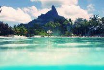 Island / Beach Life / Beautiful islands and beaches