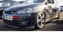Car / Vauxhall Corsa C SRI