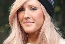 Ellie Goulding / One of my favorites, love her music, wish to see her live again and she's pretty! / by Ezyo Pourchez
