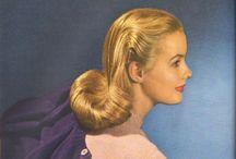 1940s beauty