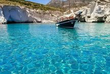 Greece forever!!! / Sea and sun in Greece