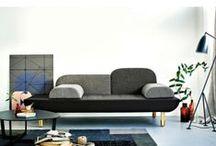 Interior . Modern furniture