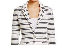 Black, Gray, Silver, White & Red Long Sleeve Blazers, Coats, Jackets & Ponchos