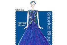 Pantone Color 2016 - Snorkel Blue