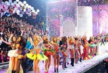 "2011 Victoria's Secret Fashion Show / Held in New York, in 2011 with the special performance by Kanye West, Maroon 5, Jay-Z and Nicki Minaj. Candice Swanepoel open the show with the ""Ballet"" segment. Adriana Lima open the ""Super Angels"" segment.  Alessandra Ambrosio open the ""Passion"" segment.  Miranda Kerr open the ""Aquatic Angels"" segment with her ""Fantasy Treasure Bra"" ($2,500,000). Doutzen Kroes open the ""I Put A Spell On You"" segment. Erin Heatherton open the ""PINK"" segment and Karlie Kloss closed the show."